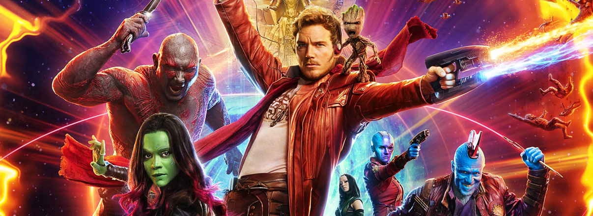 Review: Guardians of the Galaxy Vol. 2 (Blu-ray)